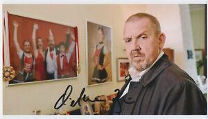 Dietmar-Baer-TATORT-hand-signed-Autograph-Autogramm-10-x-18-cm