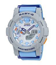 Casio Baby-G * BGA185-2A Anadigi Runner Blue for Women MOM17 COD PayPal