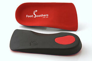 FootSoothers-R3D-3-4-Orthotic-Insoles-Arch-Support-Inserts-Fallen-Arches-Flat