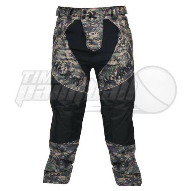 HK Army Paintball HSTL Line Pants - Large (34-38) Camo FREE SHIPPING