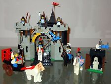 LEGO Castle Black Falcon -Maidens Cart-Black Moncarc's Ghost 6074 6023 6034