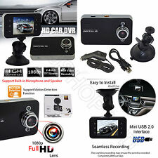 2.4 HD 1080P IN CAR DVR DASH CAM CAMERA RECORDER NIGHT VISION G-SENSOR MIC