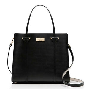 Kate-Spade-Bag-WKRU3036-Arbour-Hill-Small-Elodie-Black-Pebble-Agsbeagle