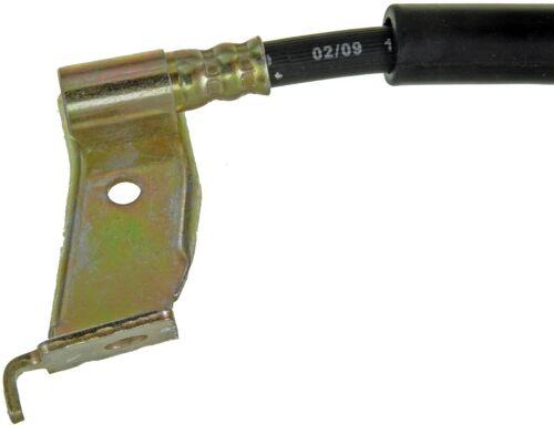 Brake Hydraulic Hose Front Left Dorman H620626