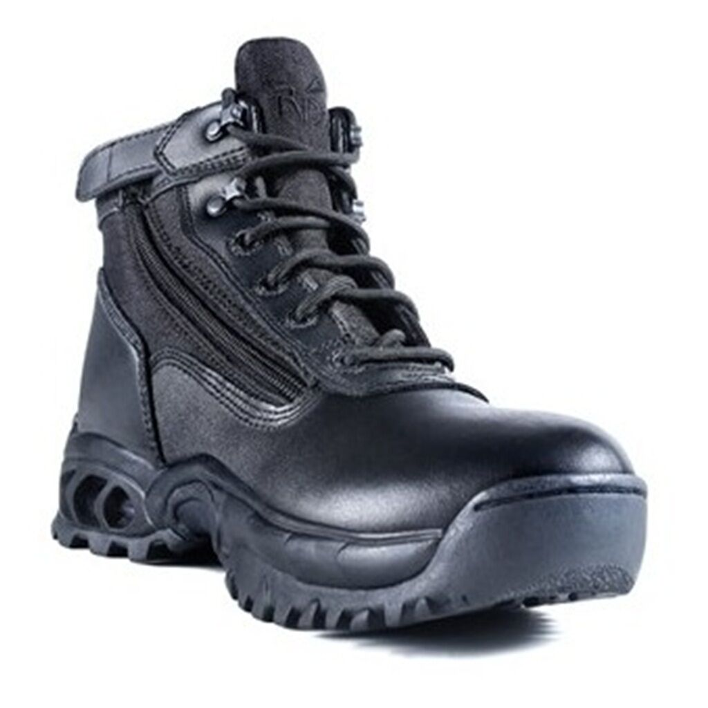 Ridge Ridge Ridge Outdoors 8003ST Mid Side Zip Steel Toe Military Tactical Boots 968b53