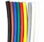 Schrumpfschlauch-1-Meter-Schrumpfrate-2-1-verschiedene-Groessen-amp-Farben-0-6-50mm Indexbild 3