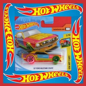 Hot-Wheels-2019-039-67-Ford-Mustang-Coupe-218-250-neu-amp-ovp