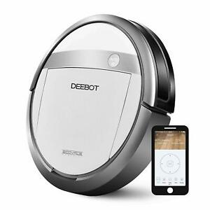 Ecovacs Dm87 Robotic Vacuum Cleaner Smart Motion