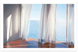 Poster-Kunstdruck-BLUES-COME-THROUGH-Alice-Dalton-Brown-Landschaft-152x101-Neu