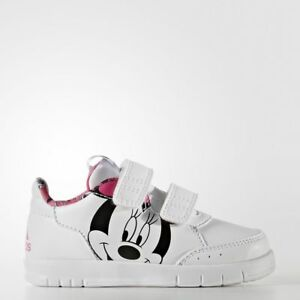 f91e1a798d4e Adidas Disney Minnie Mouse Toddler Shoes Sz 4K BY2644 Altasport CF I ...