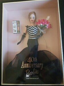 40th-Anniversary-1999-Barbie-Doll