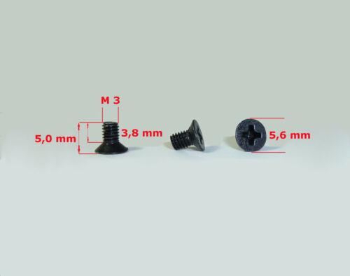 PC  2,5 Zoll HDD 8 Stück bis 50 Stück M3 Festplatten PayPal SSD Schrauben