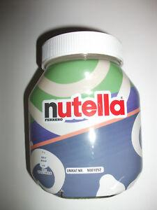 750g Nutella Glas Limited Edition - leer ohne Inhalt - Unikat Nr. 9001052 - Landau, Deutschland - 750g Nutella Glas Limited Edition - leer ohne Inhalt - Unikat Nr. 9001052 - Landau, Deutschland