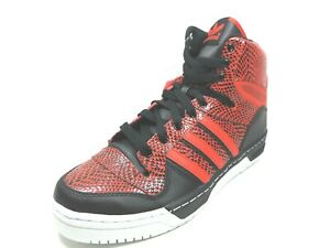 Adidas-Metro-Attitude-C75408-Mens-Leather-Basketball-Shoes-Black-Red-White