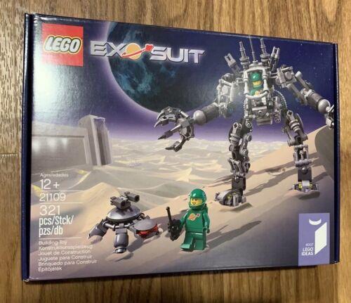 UNOPENED!!! LEGO IDEAS 21109 SEALED! BRAND NEW! EXO SUIT