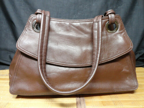 Leather Anne Leather Brown PurseNice Klein Anne Klein OPkZuTXwi