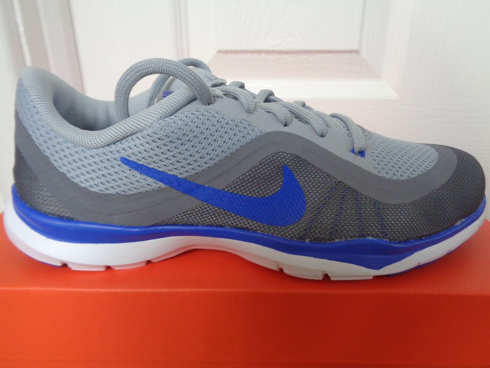4d27a9df17087 Nike Womens Flex Trainer 6 Running Trainers 831217 010 SNEAKERS ...
