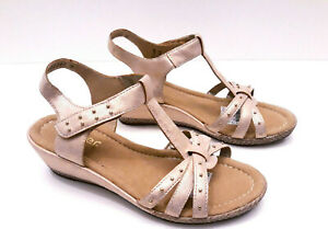 RIEKER Damen Sandalette mit Perlen