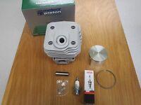 Meteor Cylinder Piston Kit 54mm For Husqvarna 288 288xp 281 181 Italy Nikasil