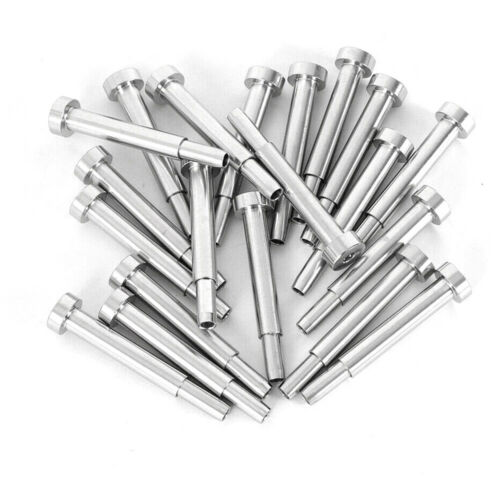 """1//8/"""" Cable Railing Set Stainless Steel Invisible Receiver Swage Stud End Fitting"""