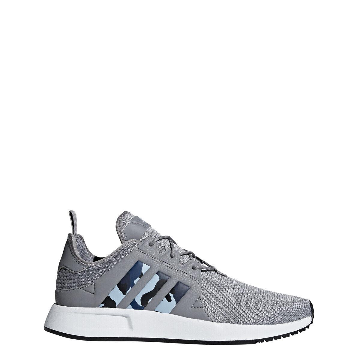 Adidas Mens X_PLR SHOES Grey Grey Black - BD7982