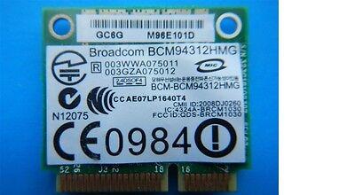 Dell Inspiron 1440 OEM Broadcom Mini PCI Wifi Card BCM94312HMG CN-0KW770 Genuine