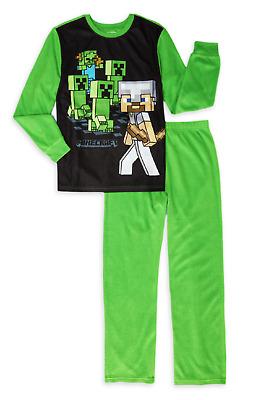 Jurassic world Licensed fleece hooded kids pajamas sz 4//5// FREE SHIPPING!
