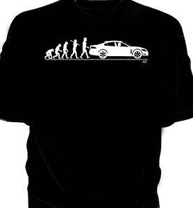 Evolution of Man, Jaguar XF t-shirt | eBay