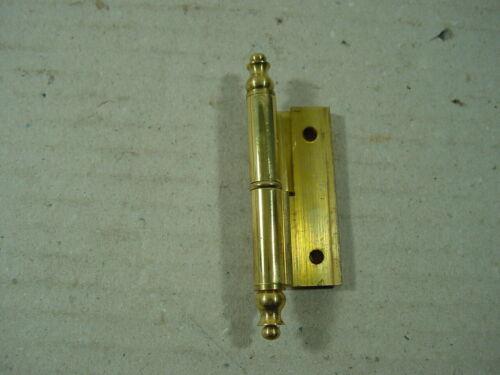 1 Laiton-stilband//möbelband droite épaulement longueur 50 mm