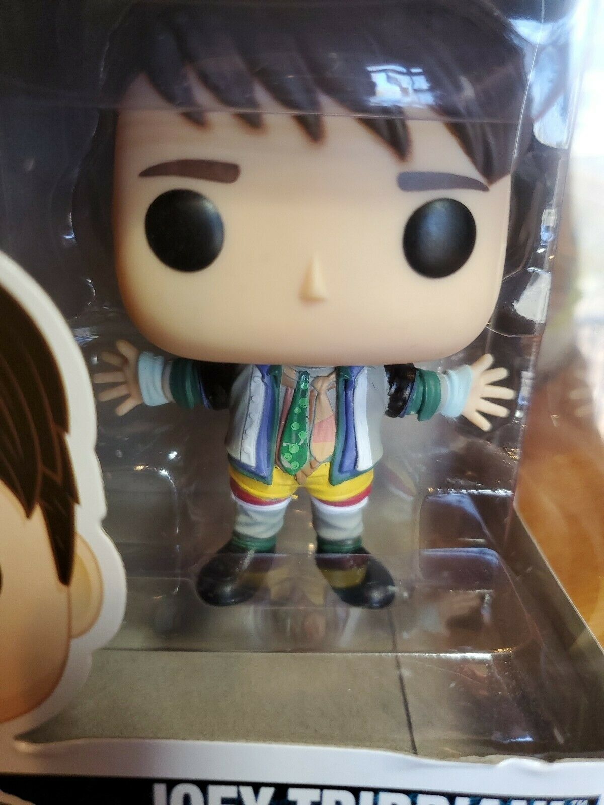 Funko POP TV Friends Joey Tribbiani Chandler's Clothes #701 FREE Shipping