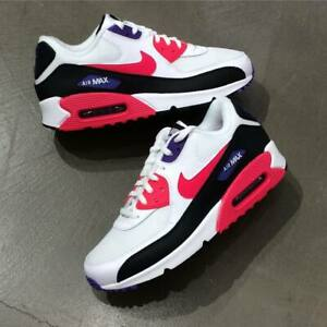 Nike-Air-Max-90-Essential-Raptors-Sneakers-Men-039-s-Lifestyle-Comfy-Shoes