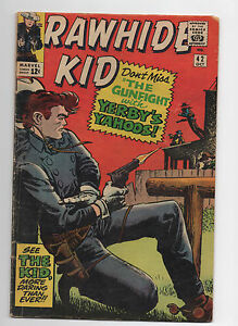 MARVEL-COMICS-RAWHIDE-KID-42-1964-LARRY-LIEBER-STAN-LEE