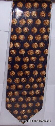 100% Vero Soffici Pecora Navy Cravatta Regalo Ideale Per Tutte Le Occasioni