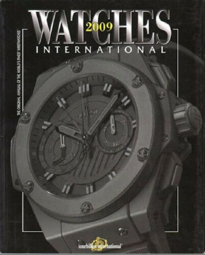 New Old Stock 2009 Watches International Volume 10 Free Shipping!