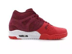 f2c47d4aa505 Nike Air Trainer 3 LE Men s Shoes Team Red University Red White ...