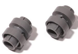 2x LEGO® 3L Technic Kupplungsring neu-dunkelgrau 18947 dk bl gray driving ring