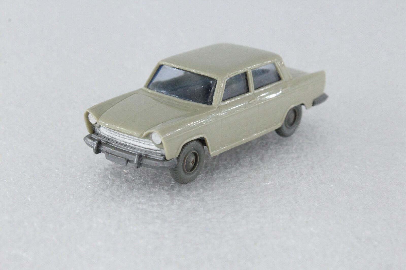 A.s.s Wiking Old Cars Fiat 1800 GREENISH BEIGE 1962 GK 90 3D CS 460 1A Top