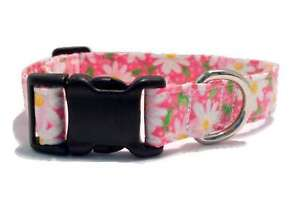 Pink Spring Floral Collar