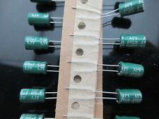 19pcs Sanyo 470uf 63v 470mfd Electrolytic Capacitor 6311mm 105