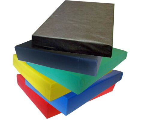 Details about  /KosiPad Super King Size Pocket Sprung Foam Waterproof Deluxe Gym Crash Mat