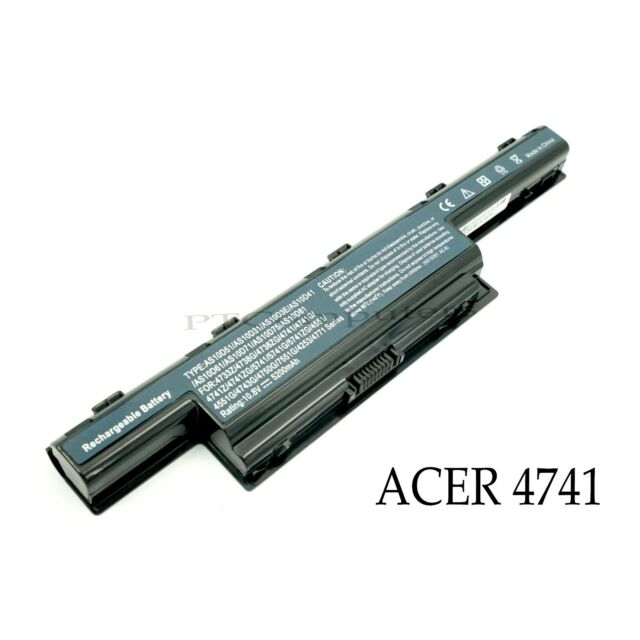 Battery for Acer Aspire 4741 5741 5741G 5742 5742G 7741 AS10D31 AS10D41 AS10D71