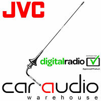JVC HAL3 Car DAB Stereo Radio Roof Mount DAB+ Digital Antenna Aerial