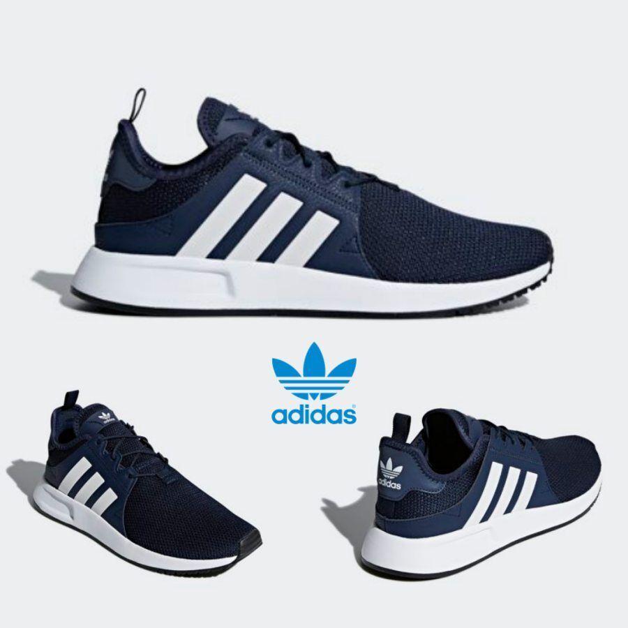 Adidas Original X PLR schuhe Runner schuhe Running Navy Weiß Blau CQ2407 SZ 4-11