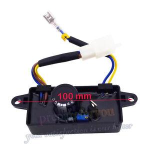 Single-Phase-AVR-Voltage-Regulator-Rectifier-For-2KW-2-5KW-3KW-Chinese-Generator