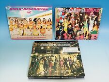 CD+DVD+BD Girls' Generation SNSD JAPAN 1st 2nd 3rd Album SET Girls Love & Peace