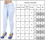 Women-Stretch-Skinny-Jeans-Pants-Jeggings-Ladies-Slim-High-Waist-Pencil-Trousers thumbnail 5