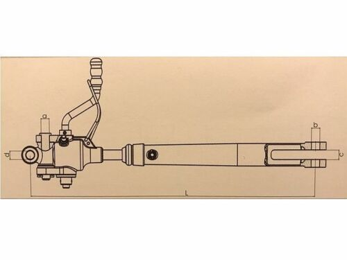 Hubstrebe para Massey Ferguson MF 165-175 185-OEM 893569m92-1884760m94