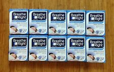 300 BREATHE RIGHT CLEAR Nasal Strips Small Medium Size Nose Stop Snoring Breath