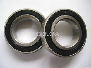 2pcs 173110-2RS Rubber Sealed Deep Groove Ball Bearing 17x31x10mm