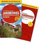MARCO POLO Reiseführer Jakobsweg, Spanien von Andreas Drouve (2015, Taschenbuch)